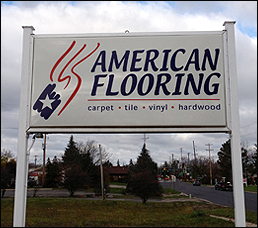American Flooring serving Lansing, MI.