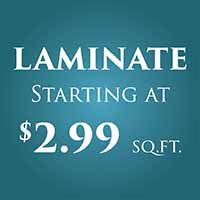 Anniversary Flooring Sale  Laminate starting at $2.99 sq. ft.