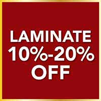 Save up to 20% off Laminate Flooring during the Home for the Holidays Sale at American Flooring Home Décor in Holt, MI