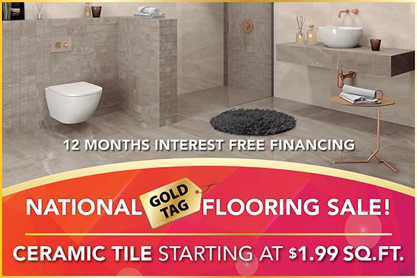 Ceramic Tile Flooring Sale $1.99 Sq.ft. at American Flooring in Holt, Mi